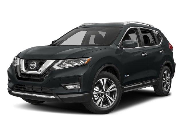2018 Nissan Rogue SV Hybrid FWD SV Hybrid Gas/Electric I-4 2.0 L/122 [6]