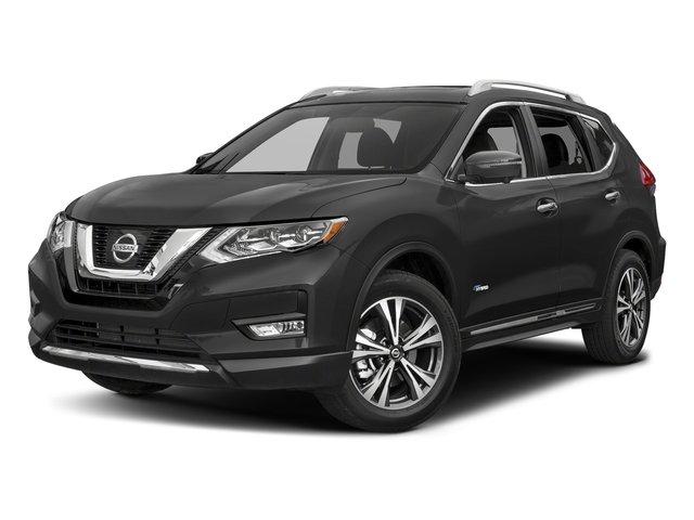 2018 Nissan Rogue SV Hybrid FWD SV Hybrid Gas/Electric I-4 2.0 L/122 [8]