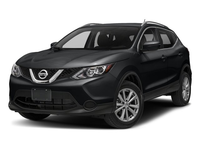 2018 Nissan Rogue Sport SV 2018.5 FWD SV Regular Unleaded I-4 2.0 L/122 [1]