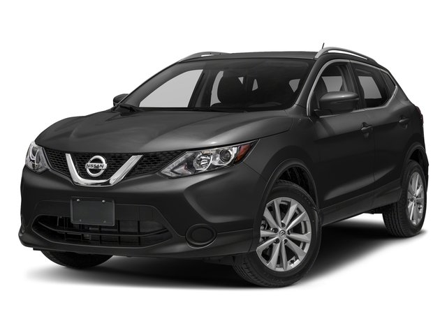 2018 Nissan Rogue Sport SV 2018.5 FWD SV Regular Unleaded I-4 2.0 L/122 [13]