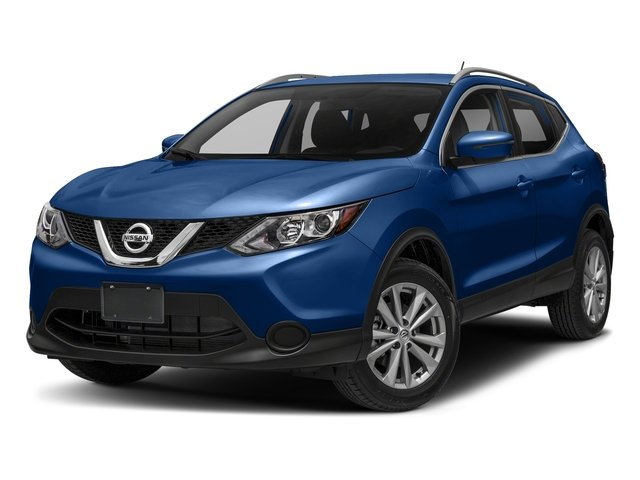 2018 Nissan Rogue Sport SV 2018.5 AWD SV Regular Unleaded I-4 2.0 L/122 [3]