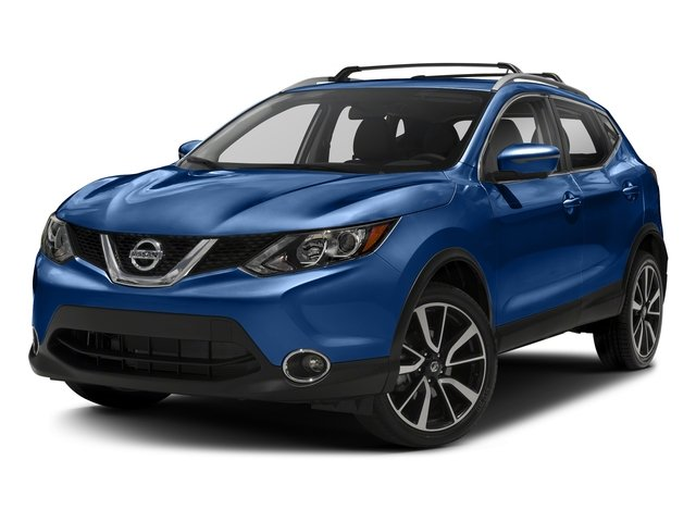 2018 Nissan Rogue Sport SL 2018.5 AWD SL Regular Unleaded I-4 2.0 L/122 [0]