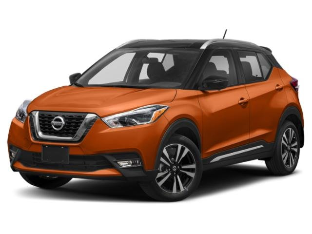 2018 Nissan Kicks SR SR FWD Regular Unleaded I-4 1.6 L/98 [11]