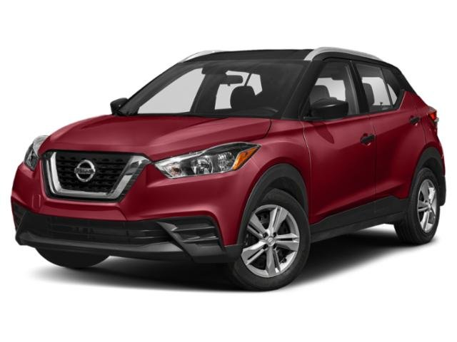 2018 Nissan Kicks SV SV FWD Regular Unleaded I-4 1.6 L/98 [8]