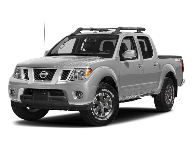2018 Nissan Frontier PRO-4X Crew Cab 4x4 PRO-4X Auto Regular Unleaded V-6 4.0 L/241 [15]