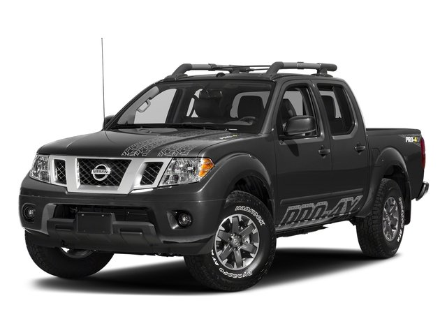 2018 Nissan Frontier PRO-4X Crew Cab 4x4 PRO-4X Auto Regular Unleaded V-6 4.0 L/241 [19]