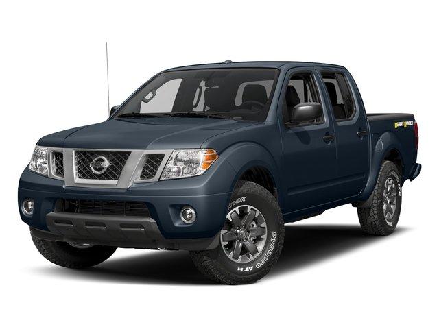 2018 Nissan Frontier Desert Runner Crew Cab 4x2 Desert Runner Auto Regular Unleaded V-6 4.0 L/241 [4]
