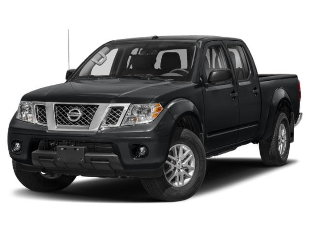 2018 Nissan Frontier SV V6 Crew Cab 4x2 SV V6 Auto Regular Unleaded V-6 4.0 L/241 [10]