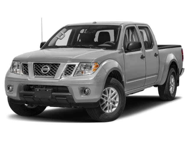 2018 Nissan Frontier SV V6 Crew Cab 4x4 SV V6 Auto Regular Unleaded V-6 4.0 L/241 [33]
