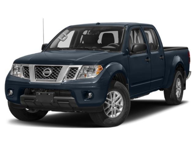 2018 Nissan Frontier SV V6 Crew Cab 4x2 SV V6 Auto Regular Unleaded V-6 4.0 L/241 [17]