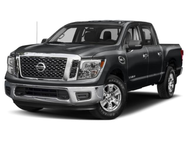 2018 Nissan Titan SV 4x2 Crew Cab SV Regular Unleaded V-8 5.6 L/339 [1]