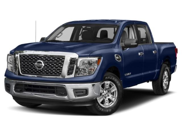 2018 Nissan Titan SV 4x2 Crew Cab SV Regular Unleaded V-8 5.6 L/339 [4]