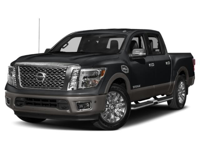 2018 Nissan Titan Platinum Reserve 4x4 Crew Cab Platinum Reserve Regular Unleaded V-8 5.6 L/339 [2]