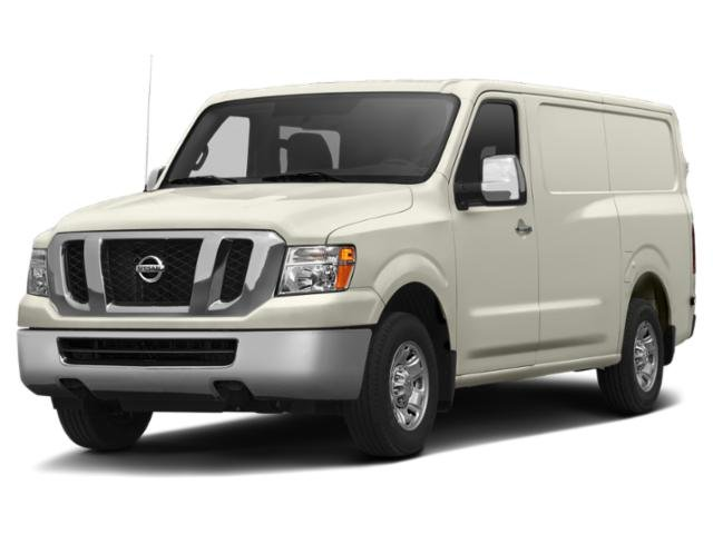 2018 Nissan NV Cargo SL NV2500 HD Standard Roof V6 SL Regular Unleaded V-6 4.0 L/241 [11]