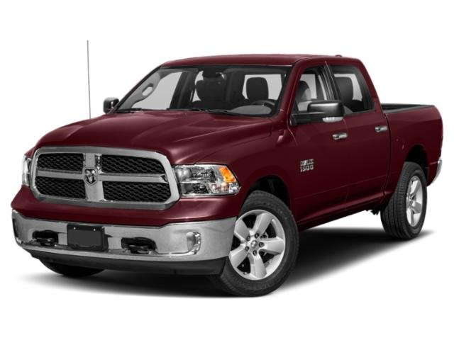 "2018 Ram 1500 Big Horn Big Horn 4x2 Crew Cab 5'7"" Box Regular Unleaded V-6 3.6 L/220 [12]"
