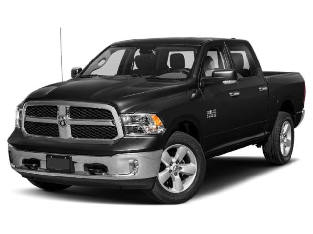 2018 Ram 1500 Big Horn Big Horn 4x4 Crew Cab 5'7″ Box Regular Unleaded V-8 5.7 L/345 [7]