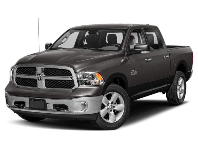 2018 Ram 1500 Big Horn Big Horn 4x4 Crew Cab 5'7″ Box Regular Unleaded V-6 3.6 L/220 [0]