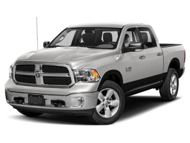"2018 Ram 1500 Big Horn Big Horn 4x4 Crew Cab 5'7"" Box Intercooled Turbo Diesel V-6 3.0 L/182 [3]"
