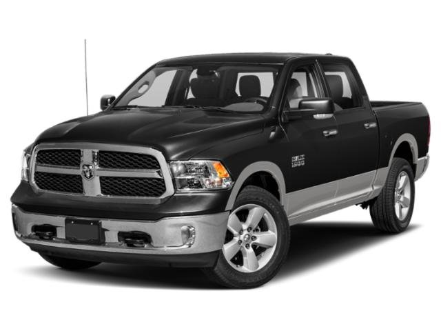 "2018 Ram 1500 Big Horn Big Horn 4x2 Crew Cab 5'7"" Box Regular Unleaded V-6 3.6 L/220 [2]"