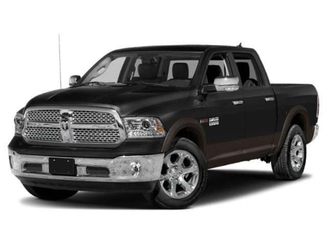 "2018 Ram 1500 Laramie Laramie 4x4 Crew Cab 5'7"" Box Intercooled Turbo Diesel V-6 3.0 L/182 [7]"