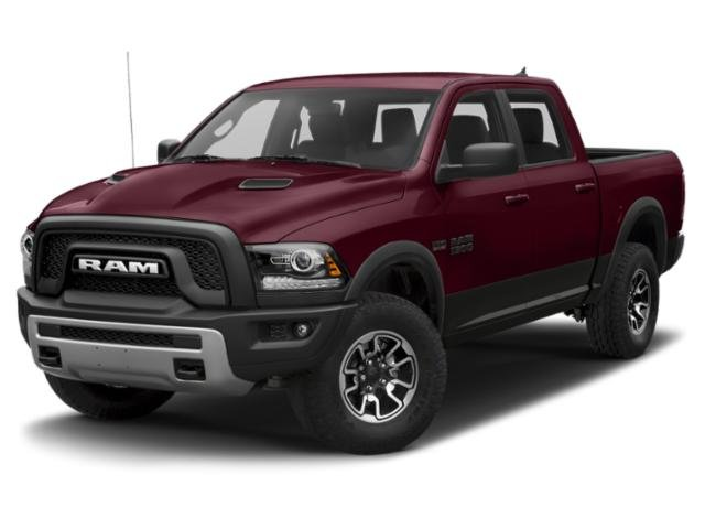 "2018 Ram 1500 Rebel Rebel 4x4 Crew Cab 5'7"" Box Regular Unleaded V-8 5.7 L/345 [7]"