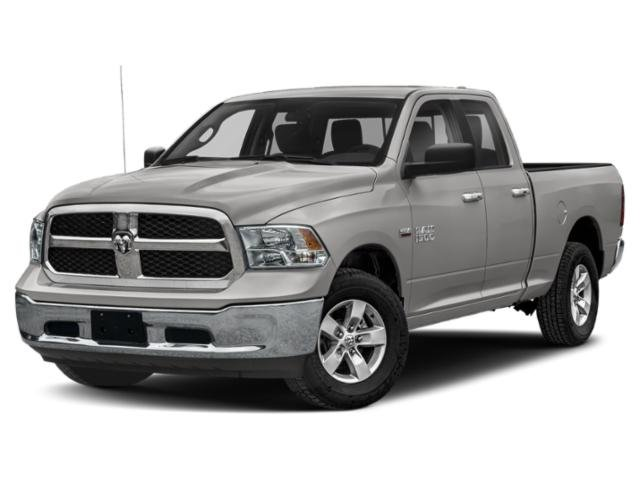 "2018 Ram 1500 SLT SLT 4x2 Quad Cab 6'4"" Box Regular Unleaded V-6 3.6 L/220 [3]"