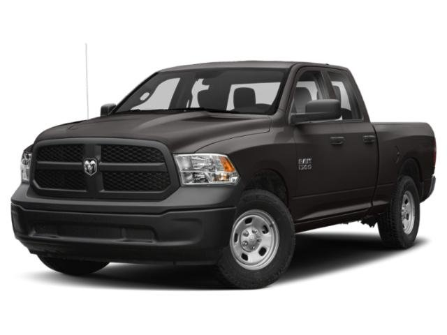 2018 Ram 1500 Express Express 4x4 Quad Cab 6'4″ Box Regular Unleaded V-6 3.6 L/220 [1]