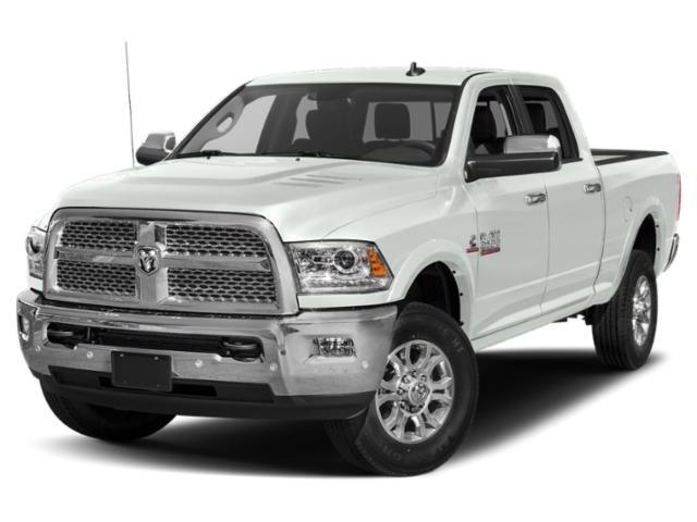 "2018 Ram 2500 Laramie Laramie 4x4 Crew Cab 6'4"" Box Intercooled Turbo Diesel I-6 6.7 L/408 [2]"