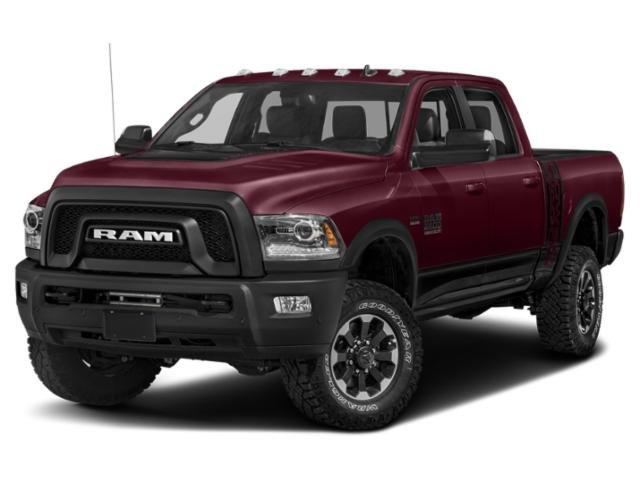 "2018 Ram 2500 Power Wagon Power Wagon 4x4 Crew Cab 6'4"" Box Premium Unleaded V-8 6.4 L/392 [7]"
