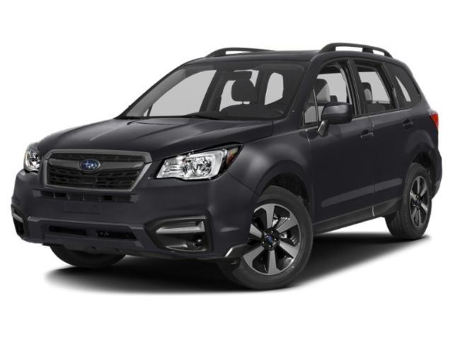 2018 Subaru Forester 2.5i Premium 2.5i Premium CVT Regular Unleaded H-4 2.5 L/152 [1]