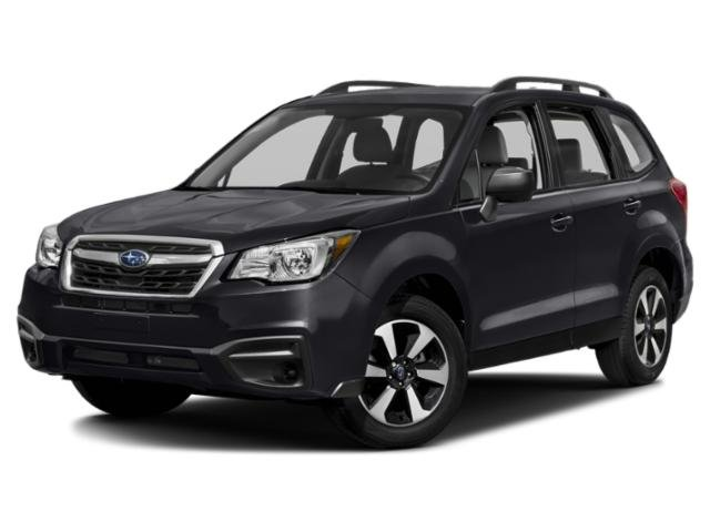 2018 Subaru Forester 2.5i 2.5i CVT Regular Unleaded H-4 2.5 L/152 [3]