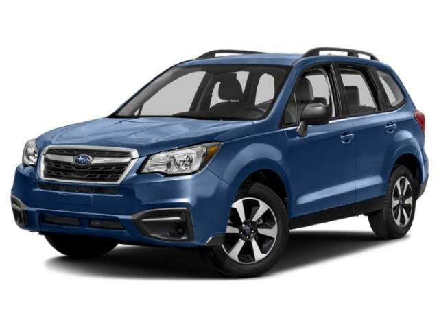 2018 Subaru Forester 2.5i 2.5i CVT Regular Unleaded H-4 2.5 L/152 [4]