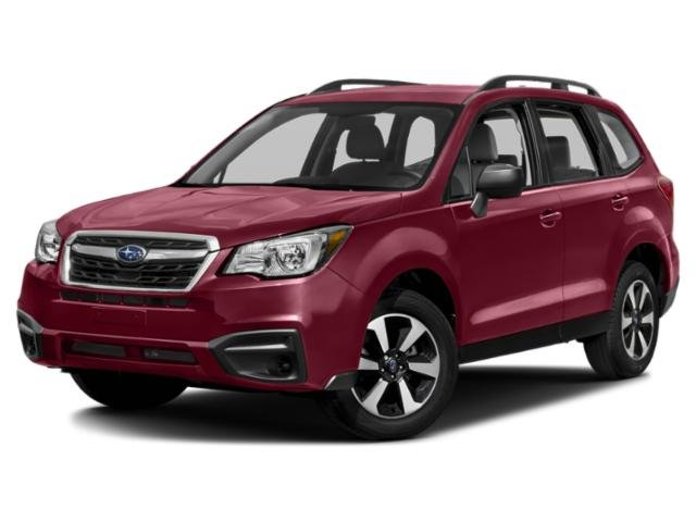 2018 Subaru Forester 2.5i 2.5i CVT Regular Unleaded H-4 2.5 L/152 [0]