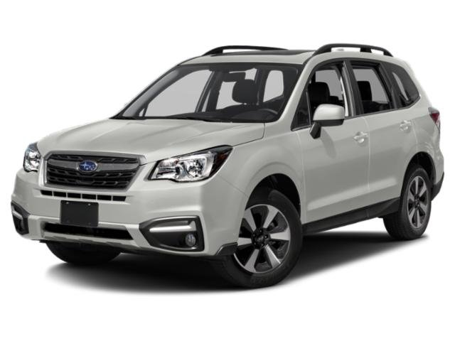 2018 Subaru Forester Limited 2.5i Limited CVT Regular Unleaded H-4 2.5 L/152 [5]