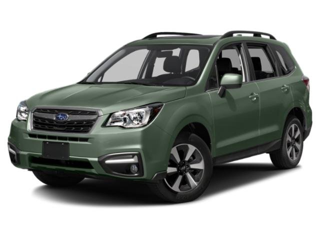 2018 Subaru Forester Limited 2.5i Limited CVT Regular Unleaded H-4 2.5 L/152 [0]