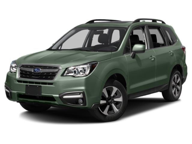 2018 Subaru Forester Limited 2.5i Limited CVT Regular Unleaded H-4 2.5 L/152 [4]
