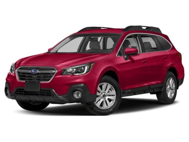 2018 Subaru Outback Premium 2.5i Premium Regular Unleaded H-4 2.5 L/152 [9]