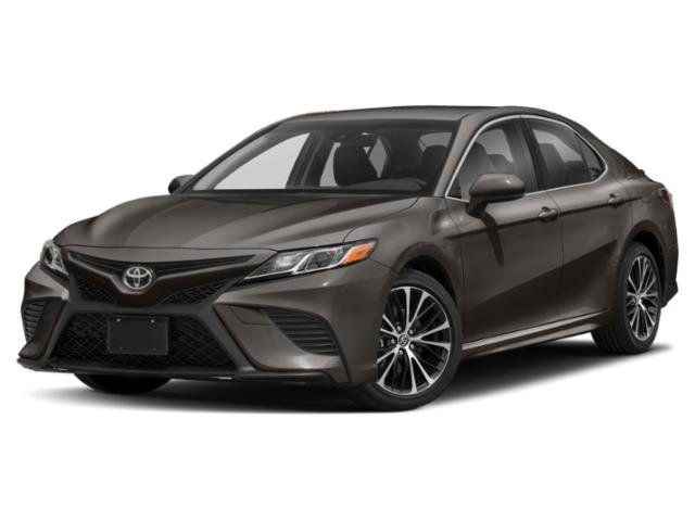 2018 Toyota Camry SE SE Auto Regular Unleaded I-4 2.5 L/152 [19]