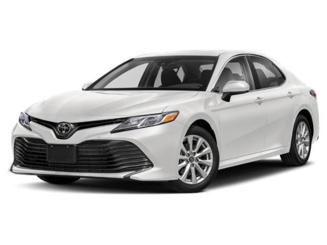 2018 Toyota Camry LE LE Auto Regular Unleaded I-4 2.5 L/152 [1]
