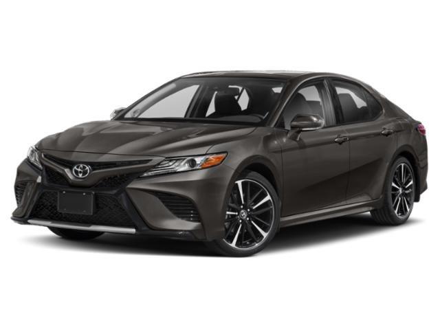 2018 Toyota Camry XSE XSE Auto Regular Unleaded I-4 2.5 L/152 [5]