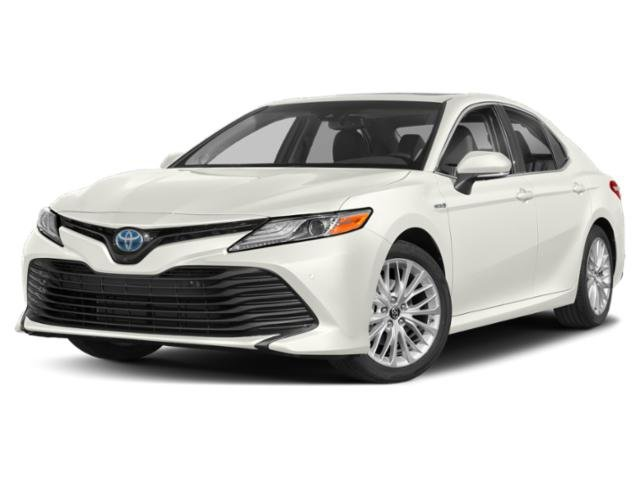 2018 Toyota Camry Hybrid SE Hybrid SE CVT Gas/Electric I-4 2.5 L/152 [13]