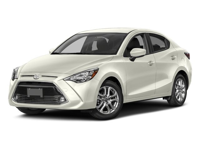 2018 Toyota Yaris iA Manual