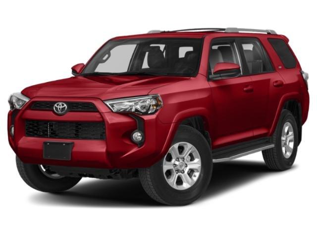 2018 Toyota 4Runner SR5 Premium SR5 Premium 2WD Regular Unleaded V-6 4.0 L/241 [10]