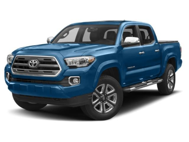 2018 Toyota Tacoma Limited Limited Double Cab 5' Bed V6 4x4 AT Regular Unleaded V-6 3.5 L/211 [15]