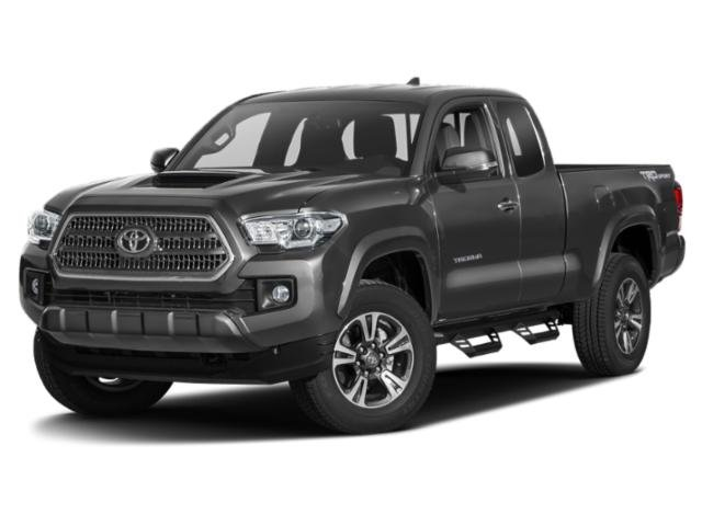 2018 Toyota Tacoma TRD Sport TRD Sport Access Cab 6' Bed V6 4x4 MT Regular Unleaded V-6 3.5 L/211 [8]
