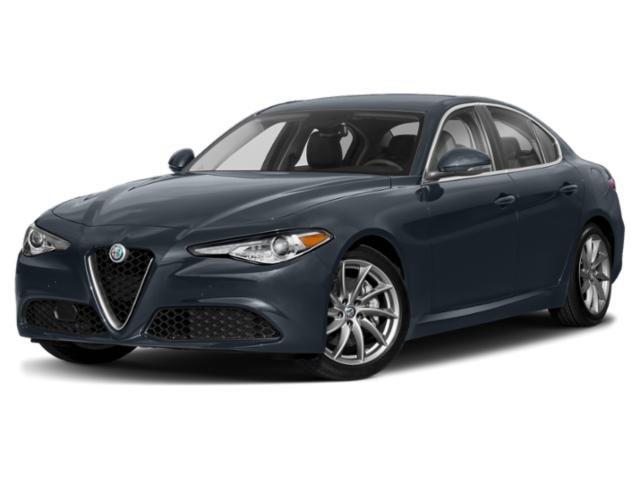 2019 Alfa Romeo Giulia Ti Sport Ti Sport RWD Intercooled Turbo Premium Unleaded I-4 2.0 L/122 [18]