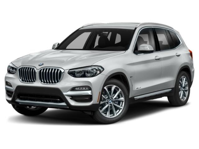 2019 BMW X3 xDrive30i xDrive30i Sports Activity Vehicle Intercooled Turbo Premium Unleaded I-4 2.0 L/122 [6]