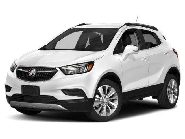 2019 Buick Encore Preferred FWD 4dr Preferred Turbocharged I4 1.4/83 [1]