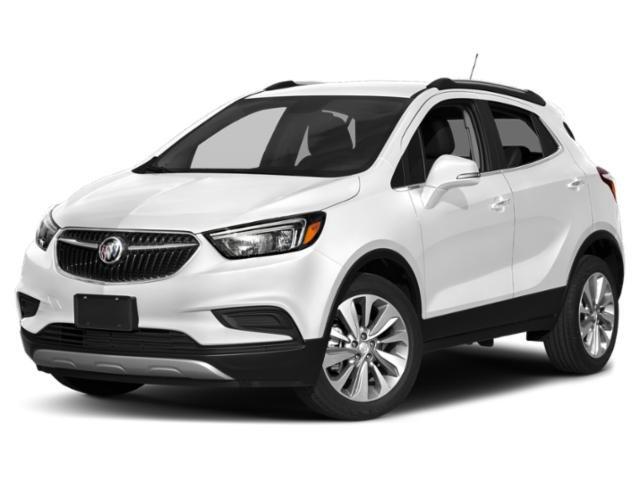 2019 Buick Encore Preferred AWD 4dr Preferred Turbocharged I4 1.4/83 [9]