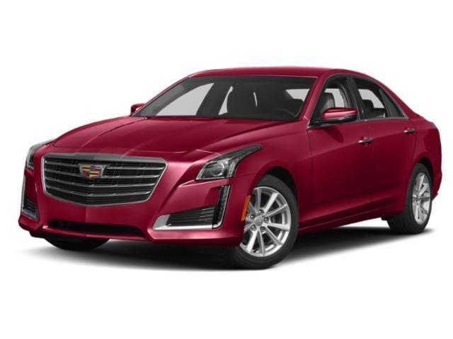 2019 Cadillac CTS Sedan Luxury RWD 4dr Sdn 2.0L Turbo Luxury RWD Turbocharged Gas I4 2.0L/122 [1]